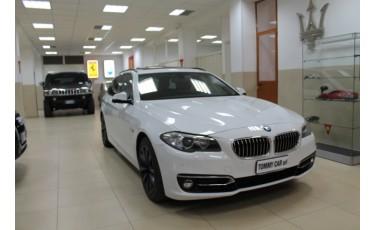 BMW 525 xdrive Touring Luxury SOFT LOCK