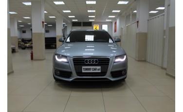 Audi A4 Avant 2.0 TDI tronic S LINE