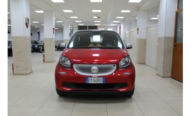 Smart For Four 90 0.9 Turbo Passion